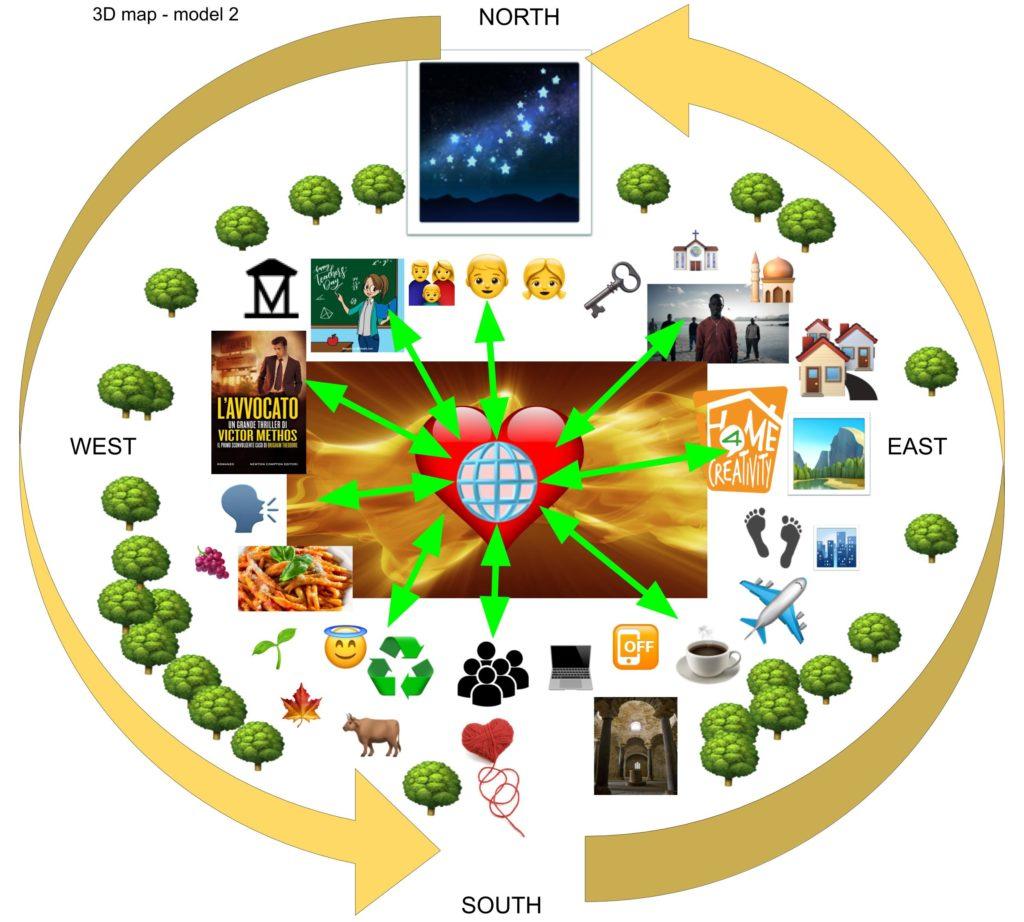mappa dello scenario futuro di Vaccarizzo