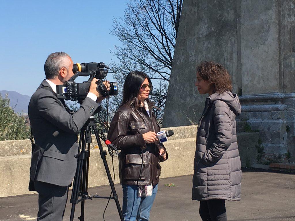 Intervista di Rai3 Calabria