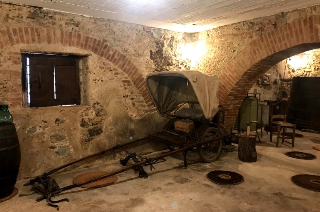 Museo famiglia Chimenti.